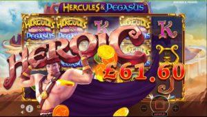 jenis slot hercules dan pegasus